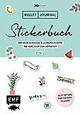 Bullet Journal - Stickerbuch Band 2: 900 neue Schmuck- und Layoutelemente: Mit Tipps für dein...