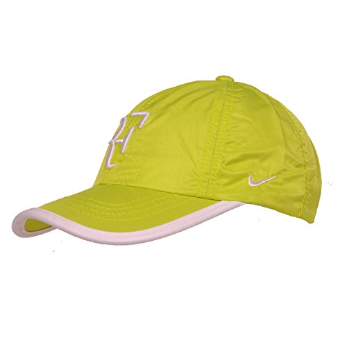 Kaarq New RF Nike polyester Sports Cap for Men (Green)  available at amazon for Rs.499