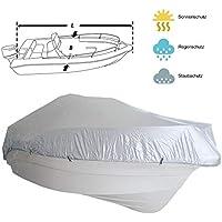 Original Lalizas | Persenning Boots-Abdeckplane | Bootsplane | wasserdicht | neun unterschiedliche Größen aus hochwertigem Polyester bieten optimalen Schutz für Ihr Boot