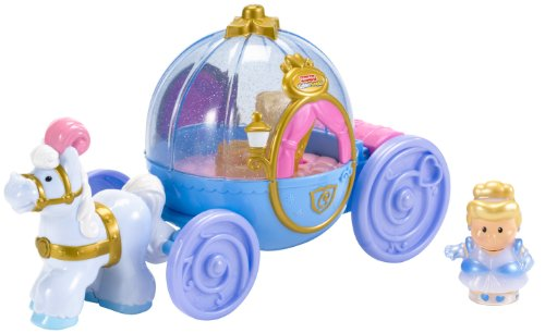 fisher-price-little-people-disney-il-coach-di-cenerentola