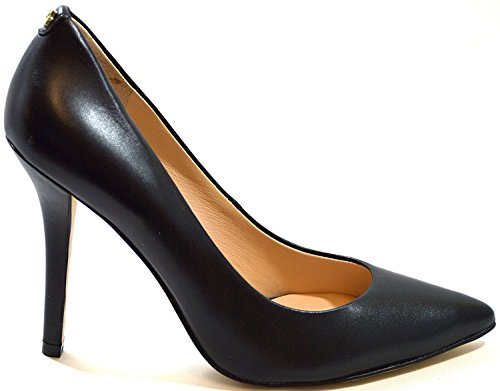 Guess Clivage Donna Chaussures Plasmia 6 Pumpo Talon Cm 10,6 Leather Black