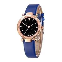 Basisago Watches For Women Star Rhinestone Women