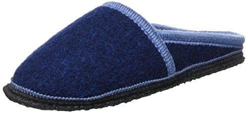 Kitz - Pichler Virgen, Pantofole Unisex - Adulto Blu (Ink Blue)