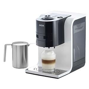 Amazon.de: Petra KM 45.00 Kaffeepad-Automat / Testurteil