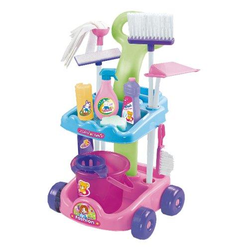 CLAUDIO REIG- Carro de Limpieza con Cubo 9769