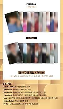 Wanna One–0+ 1= 1I Promise You (Zweiter Mini Album) [Zufällige Ver.] Cd + Fotobuch + Fotokarte + Spiegel Karte + Tazo + Gefaltet Poster + Gratis Geschenk 5