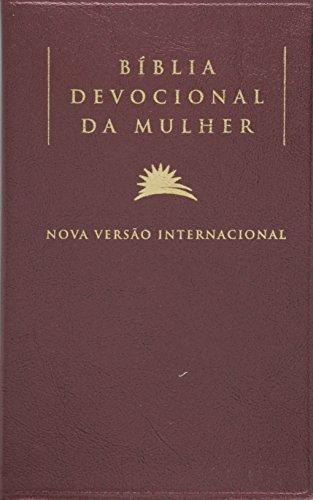 Bíblia NVI Devocional da Mulher (Em Portuguese do Brasil)