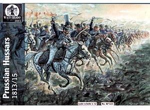 Waterloo Husares Prusianos De