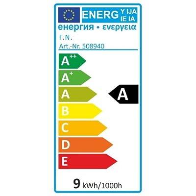 Kompaktleuchtstofflampe G9, 9W, 2700K, warmweiß EEK: A von SLV bei Lampenhans.de