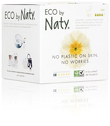 Eco by Naty Damenbinden-13Stück