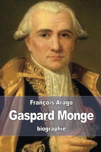 Gaspard Monge por François Arago