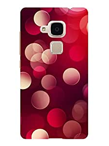TREECASE Designer Printed Hard Back Case Cover For Huawei Honor 5C