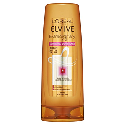 L'Oreal Paris Elvive extraordinaria 400ml Aceite Acondicionador