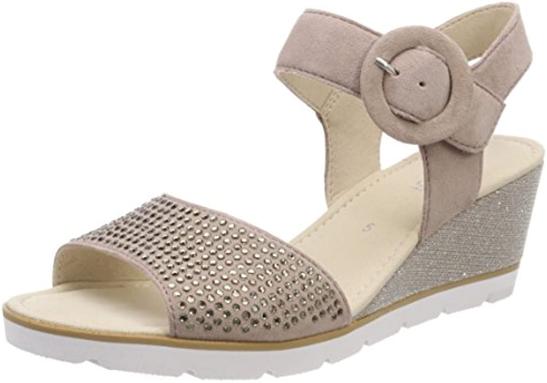 Gabor Basic, Sandali Sandali Sandali con Cinturino alla Caviglia Donna | Ampie Varietà  | Uomini/Donna Scarpa  33c0b7
