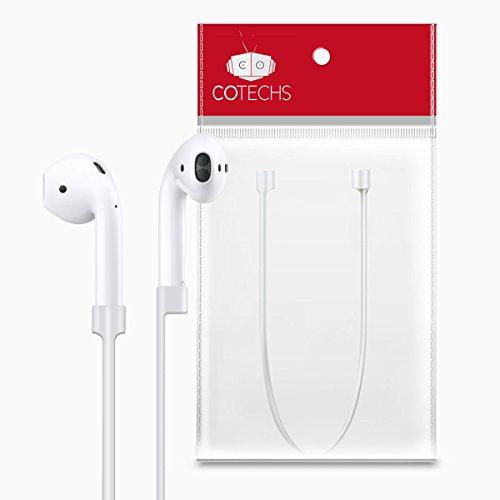 AirPods Halteband Nacken Riemen Sicherheit Draht Kabel Anschluss Für Apple Airpod Airpods - Exklusiv für Apple iPhone 7 & iPhone 7 Plus