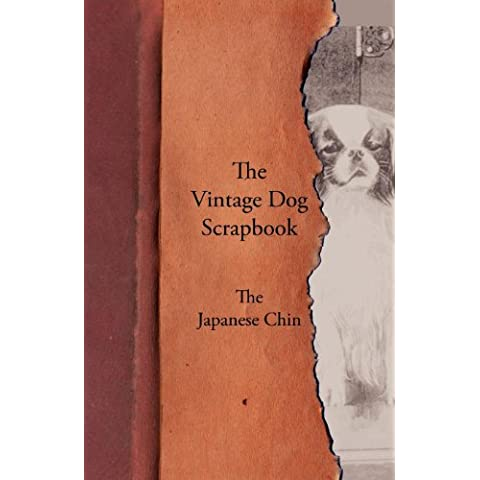 The Vintage Dog Scrapbook - The Japanese