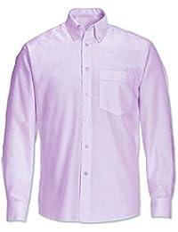 Alexandra Workwear Mens Oxford Long Sleeved Shirt