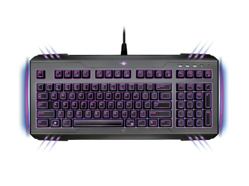Preisvergleich Produktbild Razer Marauder StarCraft II: Heart of the Swarm Gaming Tastatur (QWERTY; amerikanisches Tastaturlayout)