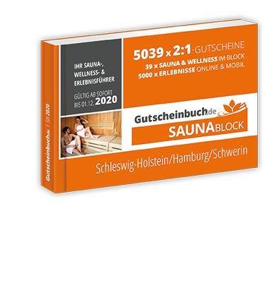 Saunablock Schleswig-Holstein / Hamburg / Schwerin 2019/2020 | 2. Auflage – gültig ab sofort bis 01.12.2020
