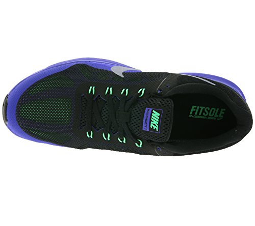 Nike Damen Sportswear HBR Limitless Exploded Hoodie Schwarz