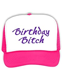 Birthday Bitch Trucker Hat, as worn by Hannah Horvath on Girls