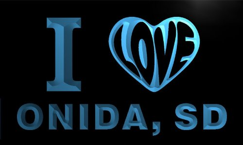 v66120-b-i-love-onida-sd-south-dakota-city-limit-neon-light-sign
