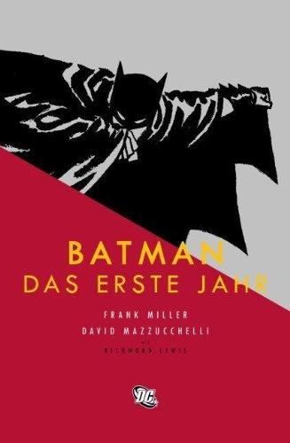 Buchseite und Rezensionen zu 'Batman: Das erste Jahr' von Frank Miller