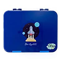 Citron Lunch Box 4 Compartment_Spaceship