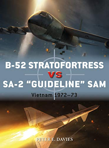 B-52 Stratofortress vs SA-2