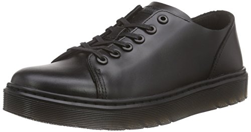 Dr. Martens Unisex Adults Dante Derby, Black (Black Brando), 5 UK 38...