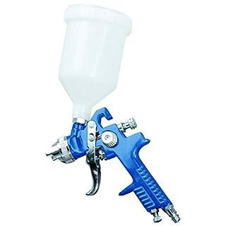 Scheppach 7906100721 Compressed Air Paint Spray Gun Set 2-3.5 Bar Blue/Black/White