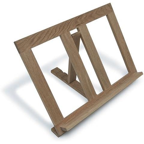 Sagaform 0000775 - Atril para libros (madera de roble)