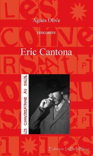 Eric Cantona par Agnès Olive