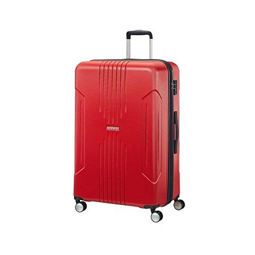 American Tourister - Equipaje de Mano Rojo