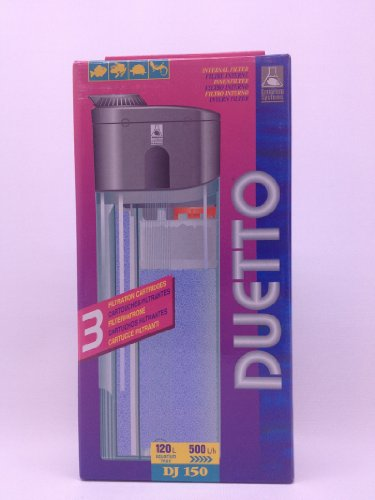 Aquarium Systems Duetto DJ 150