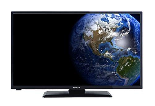 "Finlux FLD3222 - 32"" 81 cm (32 Zoll) LED-Fernseher / LED TV / 32 inch Flachbildschirm Fernseher mit integrierten DVD-Player | HD-Ready | DVD Player | Energieklasse A | Schwarz"