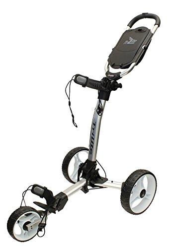 Axglo Axtrilite Chariot de Golf Mixte Adulte, Gris/Blanc