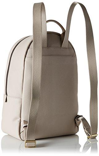 Calvin Klein Damen Ch4rly Backpack Rucksack, 14 x 36 x 25 cm Mushroom
