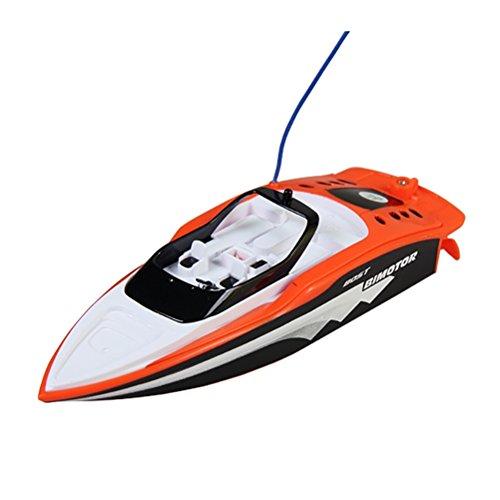 Toyvian Racing Boat Control Remoto Racing Electric...