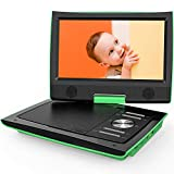 "Best AT&T Tv Box Remote Controls - ieGeek 11"" Portable DVD Player with Higher Brightness Review"