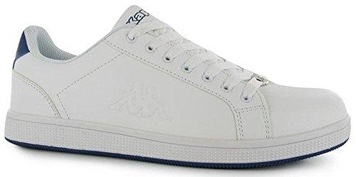 Kappa , Baskets mode pour homme Blanc