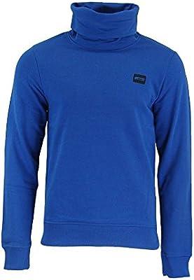 Jack & Jones suéter para hombre de la camiseta azul 12106807