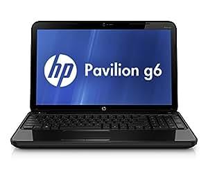 HP Pavilion g6-2336el Notebook PC, Windows 8, Processore Intel® Core™ i3-3120M, Memoria 6 GB di DDR3, HD SATA da 500 GB