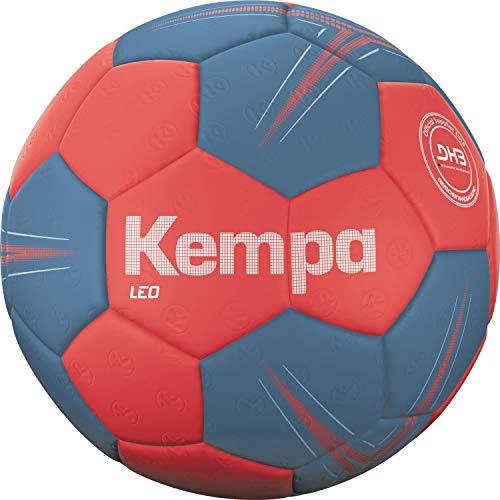 Kempa Unisex- Erwachsene Leo Handball, Ball, orange, 1
