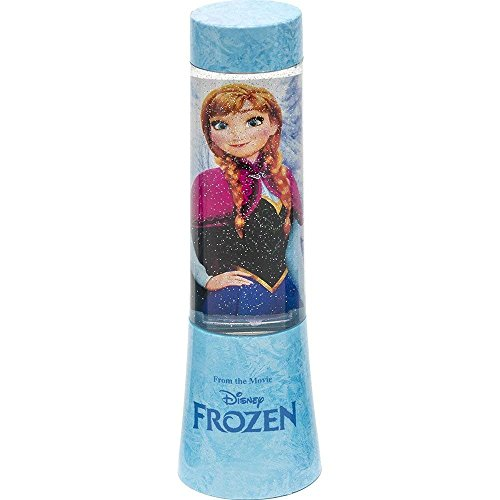 Licht-Lampe Glitter Frozen Anna Disney batteriebetrieben in Geschenkbox -68894d12/Anna (Lite-source-welt)