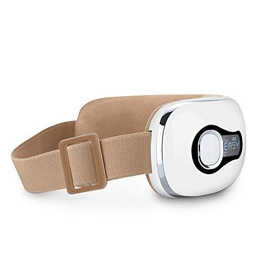 CCDZ Falten Augenschutz Auge Massagegerät Elektrisch Heiße Kompresse Luftdruck Vibration Musik- Haushalt Büro Draussen Augenschutz