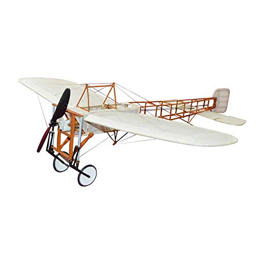 Hardware Combo Kit (VIDOO Bleriot xi 420Mm Wingspan Wooden Rc Airplane Aircraft Fixed Wing Kit/Kit + Power Combo-Kit + Power Combo)