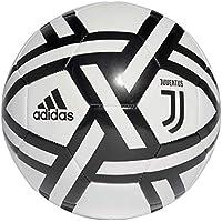 Adidas Juventus Fbl, Pallone Unisex – Adulto, Bianco/Nero, 5