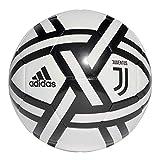 adidas CW4158, Pallone Unisex Adulto, Bianco/Nero, 5