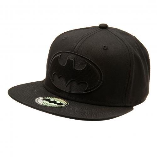Gorra con Logo de Batman, negro, DC Comics negro negro Talla única